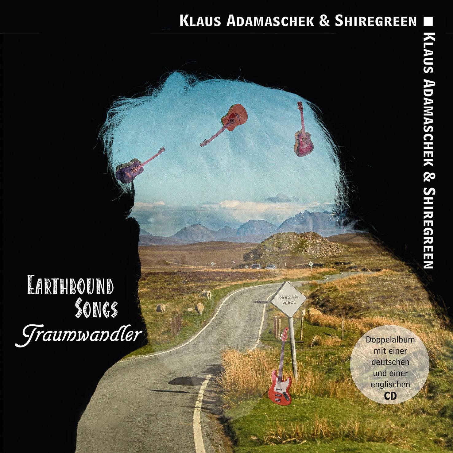 Shiregreen_Klaus Adamaschek_Traumwandler_Earthbound songs release
